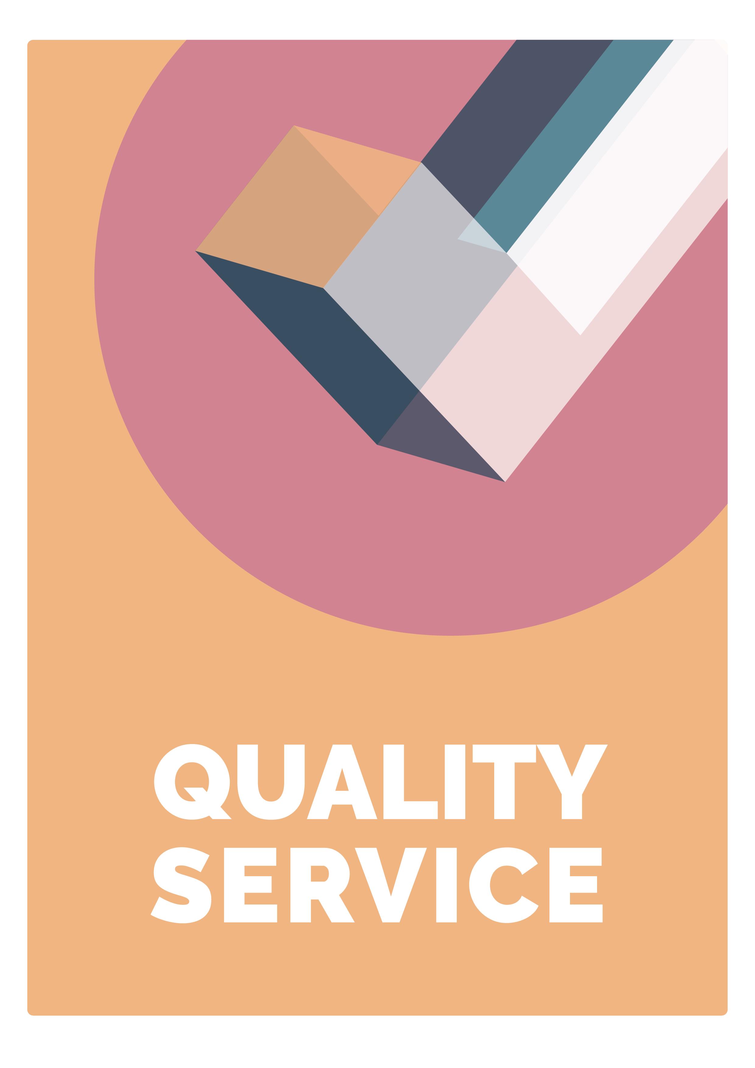 Quality Service Award logo