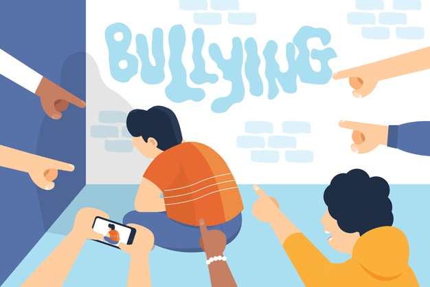 stop-bullying-concept_23-2148612086