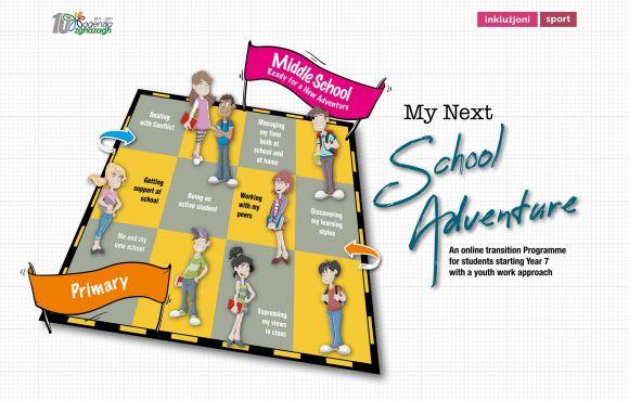 My Next School Adventure