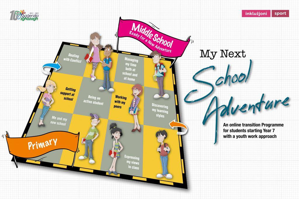 My Next School Adventure information