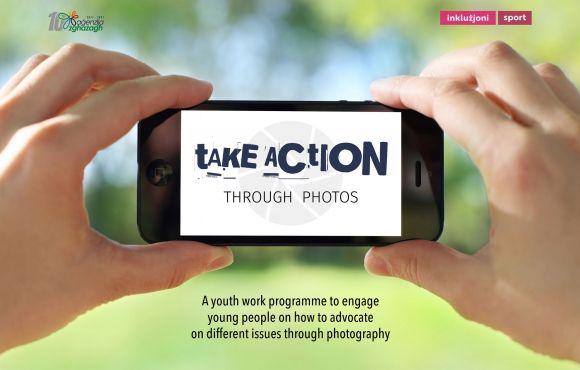 Take Action through Photos