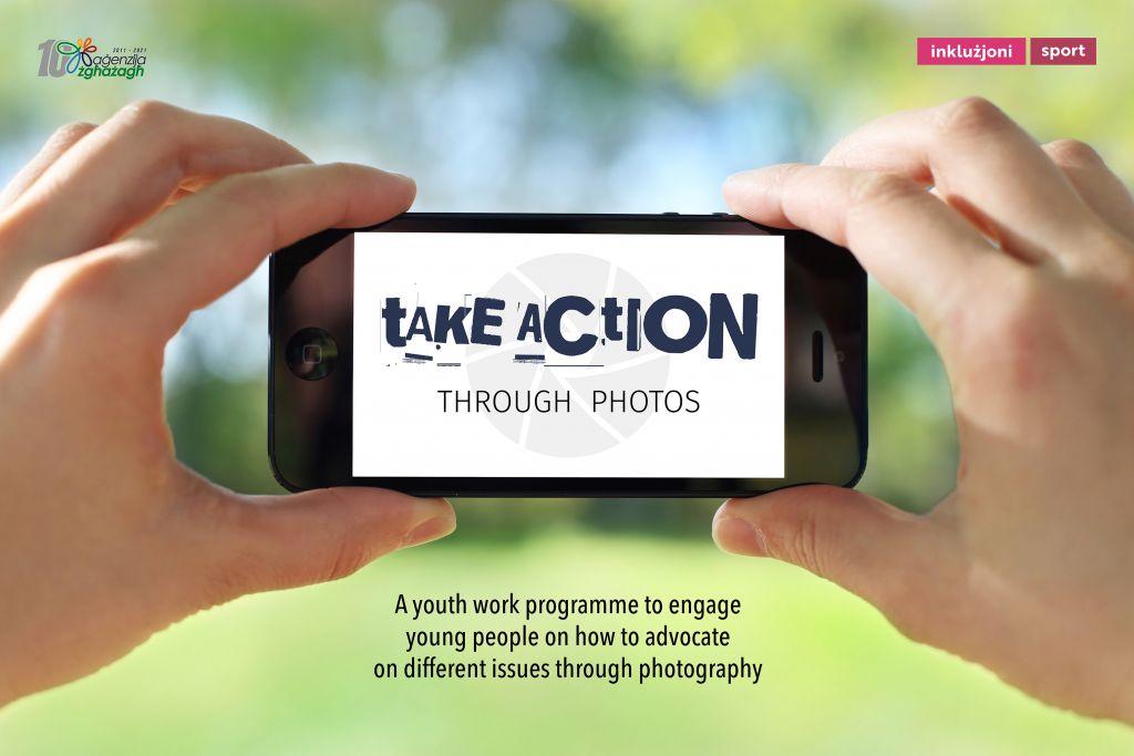Take Action through photos information
