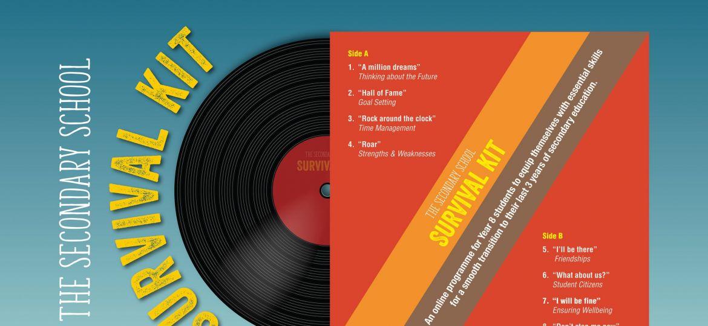 The Secondary School survival kit information