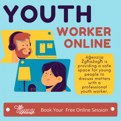 Online Digital Youth work service