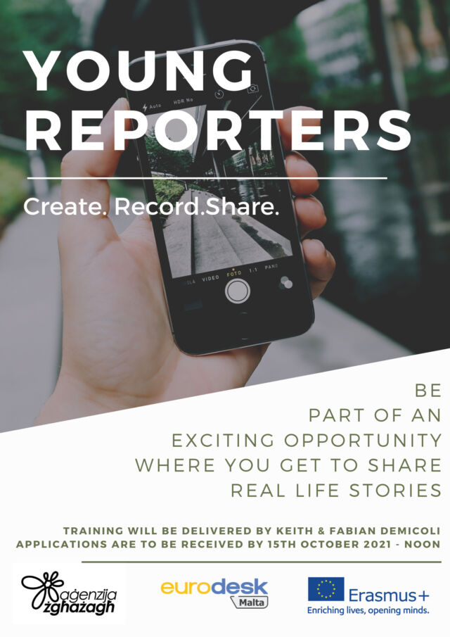Updated Poster - Young Reporters